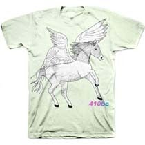 Image of PEGASUS limited edition reprint pre-order tee shirt