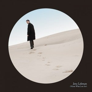 Image of Jens Lekman 'I Know What Love Isn't'