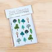 Image of Natural Elements Jot Cards