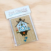 Image of Folk Art Jot Cards