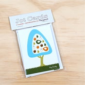 Image of Hey Chicky Jot Cards