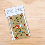 Image of Folk Art Gift Tags
