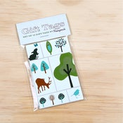 Image of Natural Elements Gift Tags