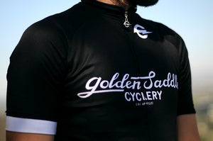 Image of Men's Black Jersey