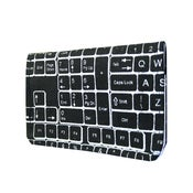 Image of QWERTY ) Slim Wallet