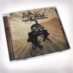 Image of Trippy Wicked - Going Home CD