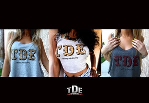 Image of TDE Heather Charcoal/Heather Gray (Women's)