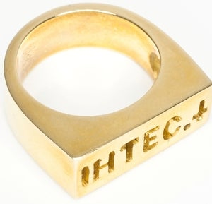 Image of IHTEC Slim - Brass Ring