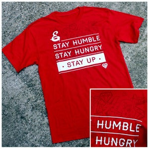Image of Epic Motto Tee (Red)