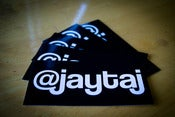 Image of @jaytaj 2x4 Sticker Pack