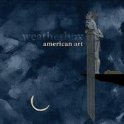 Image of Weatherbox - American Art 2xLP - DARK BLUE MARBLE /317