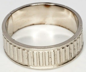 Image of Stonehenge - White Bronze Ring Band