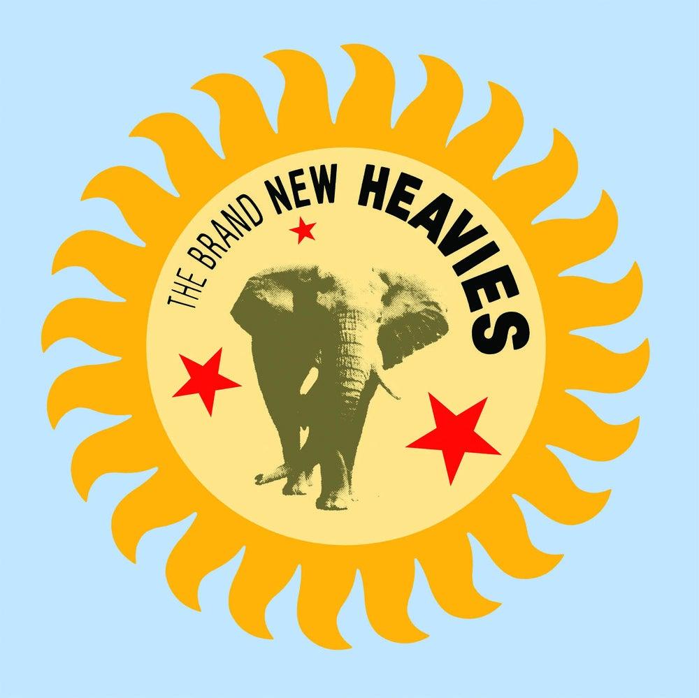 Brand New Heavies Brand New Heavies Re Issue Lp Or Cd
