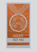 Image of BRONZE Sick Bag