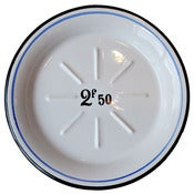 Image of French Bistro Franc Plate