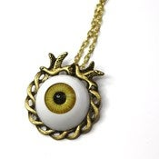 Image of Eye Eye Necklace