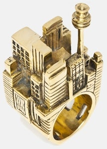 Image of Lost City - Brass Ring