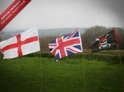 Image of Horse Agility Flags (Set of 3)