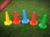 Image of Horse Agility Cones (Pack of 5)