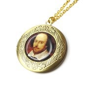 Image of Shakespeare Sweetheart Locket