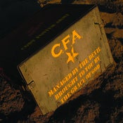 Image of C.F.A. - Managed By The Devil, Brought To You By The Grace Of God (CD)