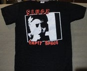 "Image of SLUGZ ""Empty Space"" shirt"