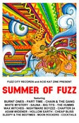 Image of Summer Of Fuzz VOL 1 Cassette Compilation