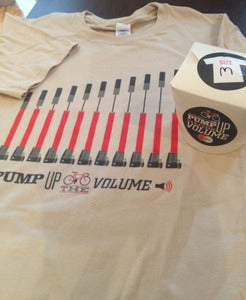 Image of Pump Up The Volume - Tee
