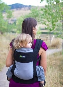 Image of Boba 3G Baby Carrier