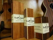 Image of LoPrinzi Tonewood Shakers