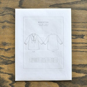 Image of Wiksten : Tova Sewing Pattern