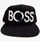 Image of BOSS Snapback Hat