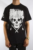 Image of Black Bone Thugs Death By Mace Tee