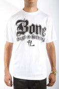 "Image of Bonethugs Logo ""White"" tee"