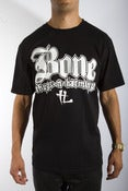 "Image of Bonethugs Logo ""Black"" Tee"