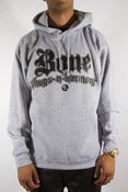 Image of Bonethugs Heather Hoodie