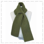 Image of Buttonhole Scarf Knitting Kit - 1/2 price!