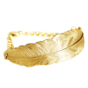 Image of Freedom Feather Bracelet