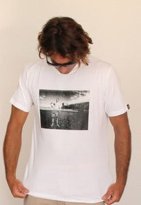 "Image of SEN NO SEN t-shirt photo ""Dre"" by James Frost"