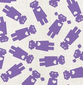 Image of girlbot fabric sample