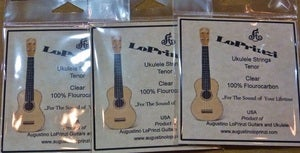 Image of LoPrinzi Fluorocarbon Ukulele Strings