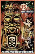 Image of Viva Las Vegas Rockabilly Weekend #15 Poster