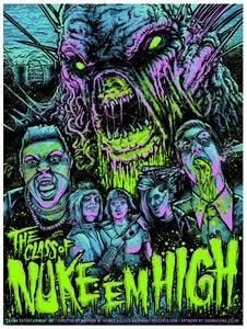 Image of SOLD OUT - Troma Class Of Nuke 'Em High