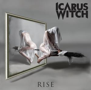 Image of Icarus Witch - RISE CD