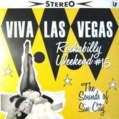 Image of Viva Las Vegas Rockabilly Weekend #15 LP Album