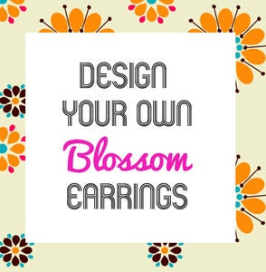 Image of Create Your Own Blossom Earrings