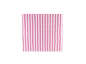 Image of Striped Paper Napkins
