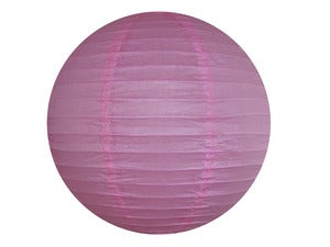 Image of Round Paper Lanterns