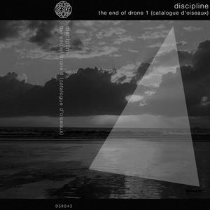 Image of Discipline - End of Drone 1 (dsr043) - July 2012 issue - limited edition cassette