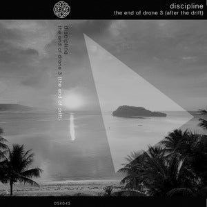 Image of Discipline - End of Drone 3 (dsr045) - September 2012 issue - limited edition cassette